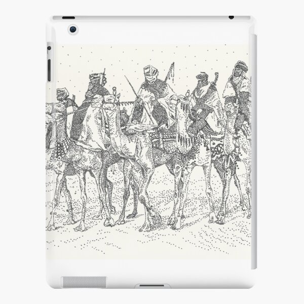 Desert Kings iPad Snap Case