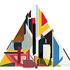 Triangle of Modernity by Christopher Boscia