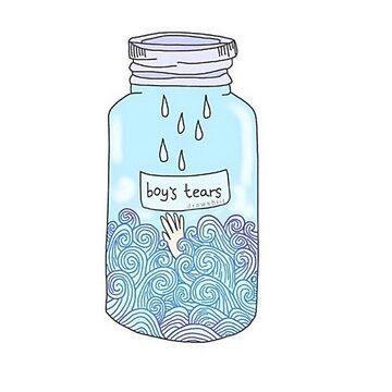 Boys Tears by meganbxiley