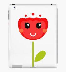 Cute colorful tulips - SPRING Designs iPad Case/Skin