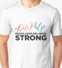 #OnePulse - remembering Orlando Unisex T-Shirt