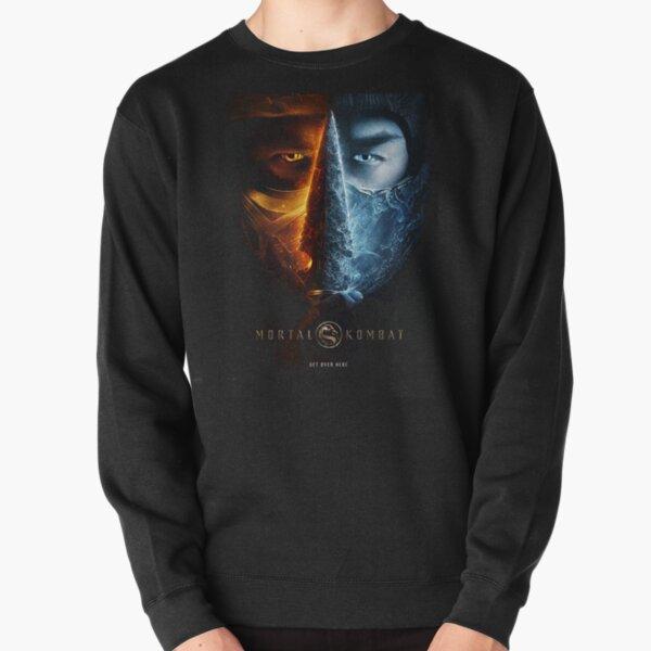 Mortal Kombat (2021) Pullover Sweatshirt