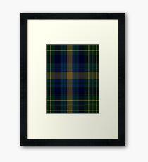 02828 Eildon (1996) Fashion Tartan  Framed Print
