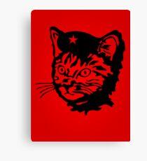 Che Cat Canvas Print
