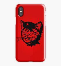 Che Cat iPhone Case/Skin