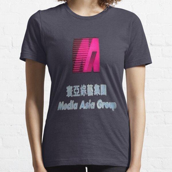 Media Asia Logo Essential T-Shirt