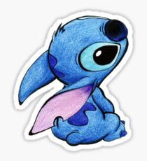 Cute stitch ! Sticker