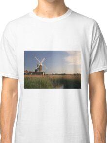 Cley Windmill - Unusual Aeriel shot Classic T-Shirt