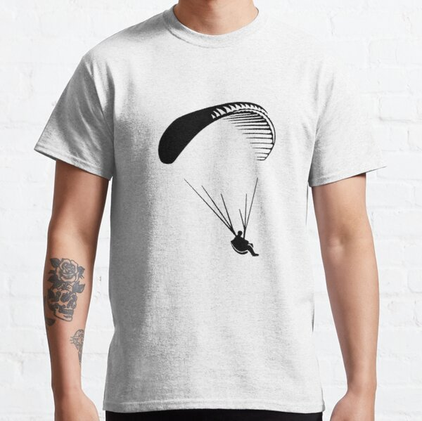 parapente T-shirt classique