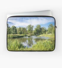 Rural Lake Laptop Sleeve