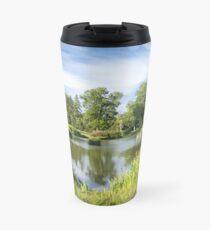 Rural Lake Travel Mug