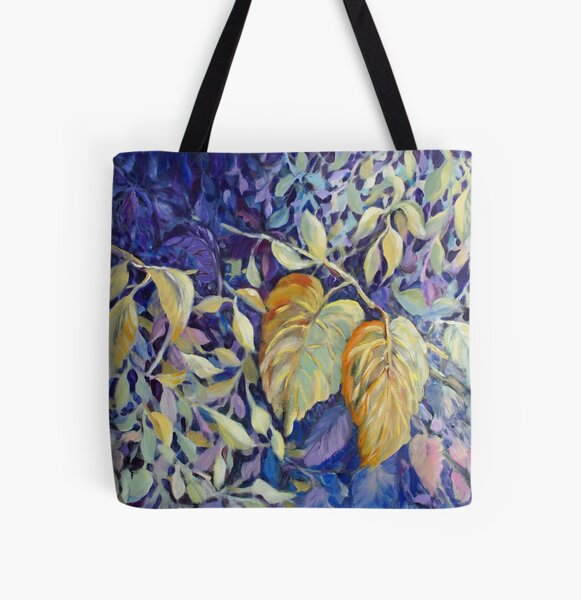 Standing Out in the Crowd All Over Print Tote Bag