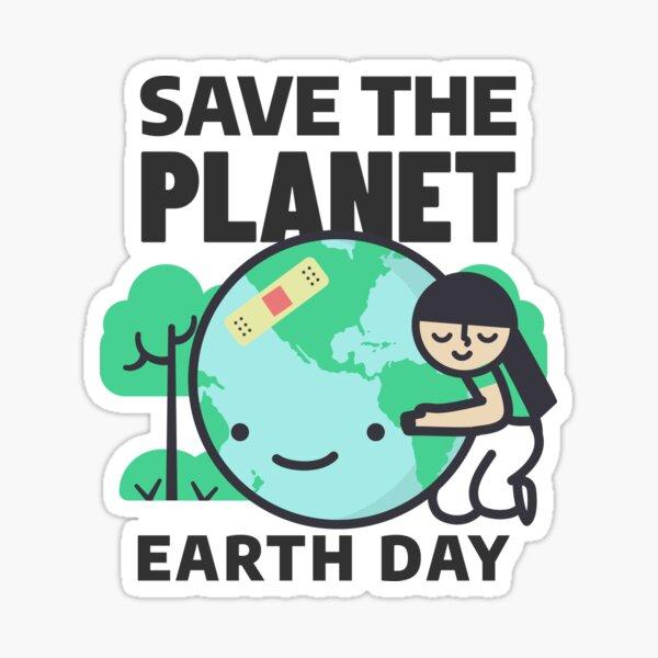 Tag der Erde Sticker