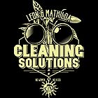 Cleaning Soutions by Chema Bola8