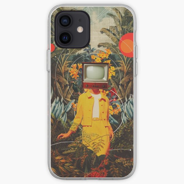 She Came from the Wilderness iPhone Soft Case