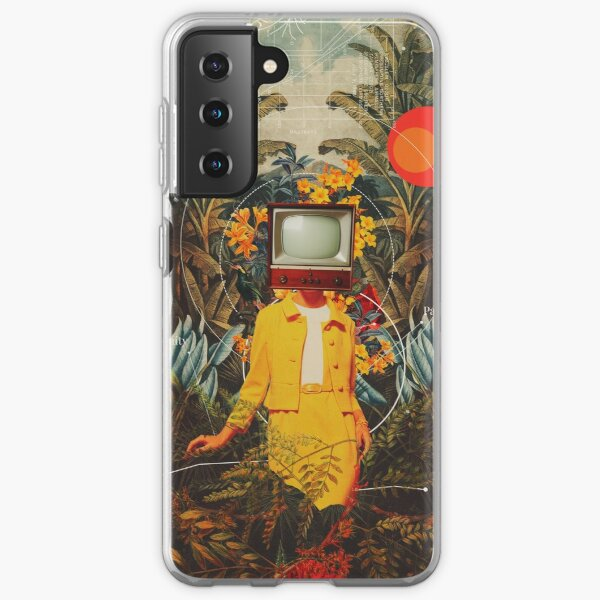 She Came from the Wilderness Samsung Galaxy Soft Case