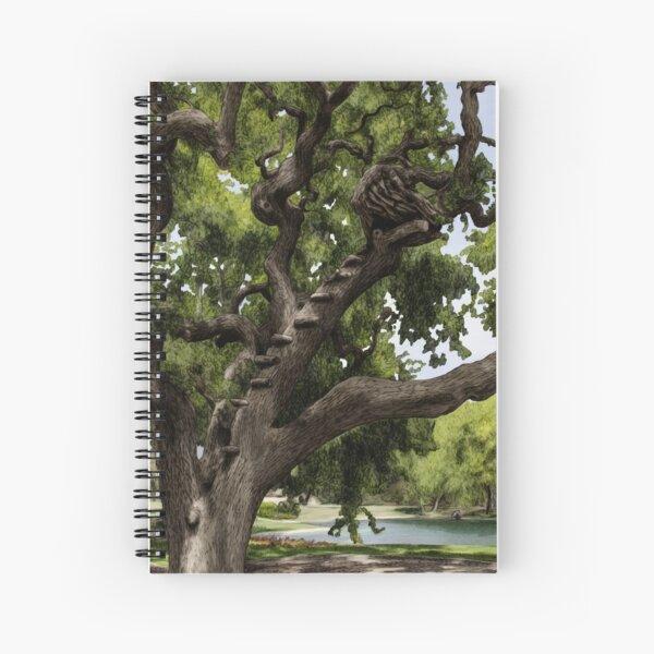 The Giving Tree of Neverland Spiralblock