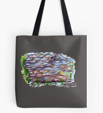 Nova Scotia Rocks 1 Tote Bag
