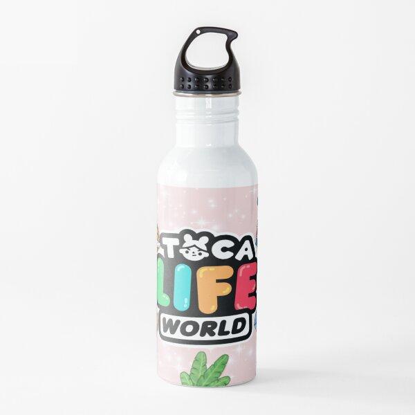 toca boca - toca boca 2021 - toca life world Water Bottle