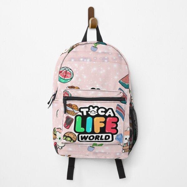 toca boca - toca boca 2021 - toca life world Backpack