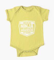 American Ninja Warrior - White Kids Clothes