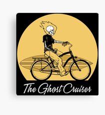 The Ghost Cruiser Canvas Print
