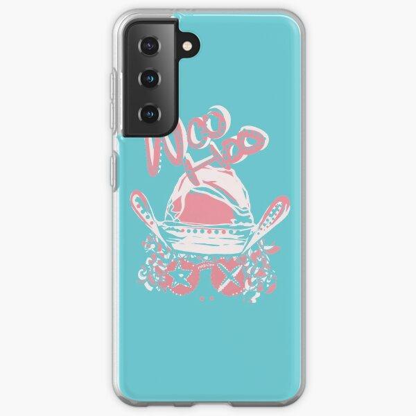 WooHoo Girl Samsung Galaxy Soft Case