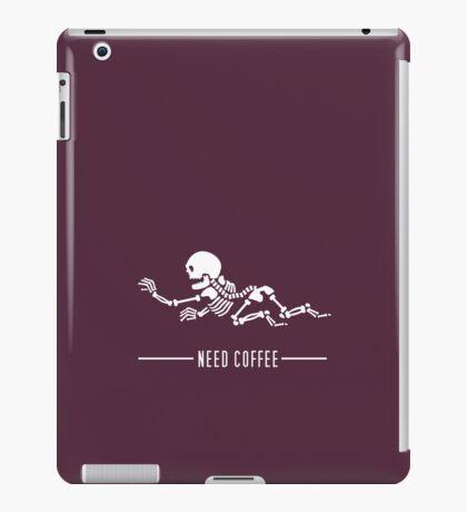 Crawling Skeleton VRS2 iPad Case/Skin