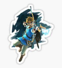 The Legend of Zelda: Breath of the Wild Sticker