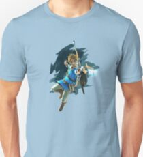 The Legend of Zelda: Breath of the Wild Unisex T-Shirt