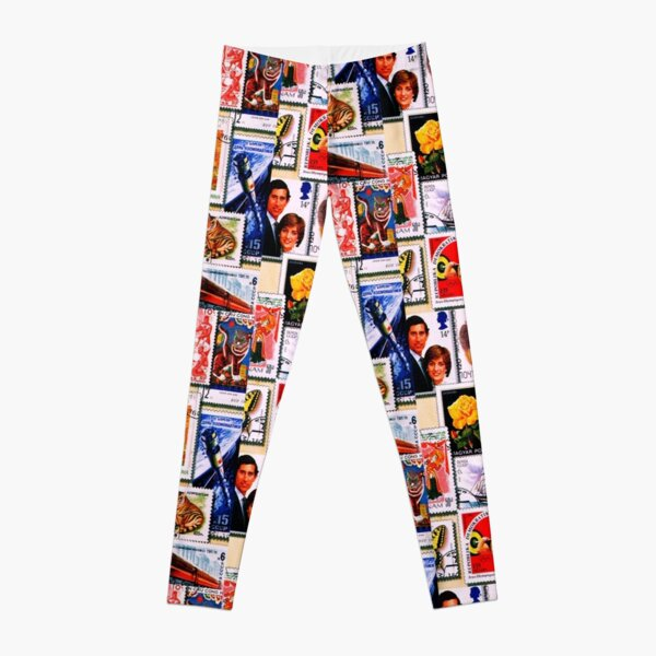 Stamp Collector Leggings