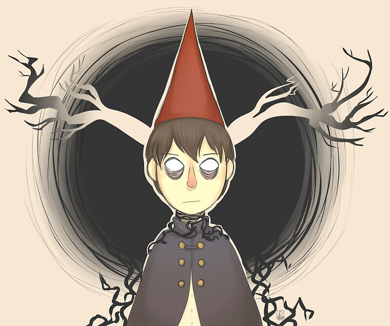 Beast!Wirt   Over The Garden Wall By Itshouldbecanon