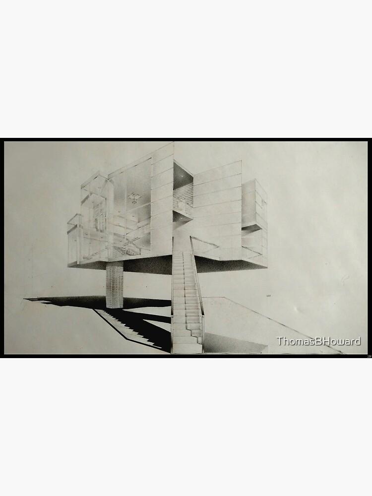 Wedge House  by ThomasBHoward