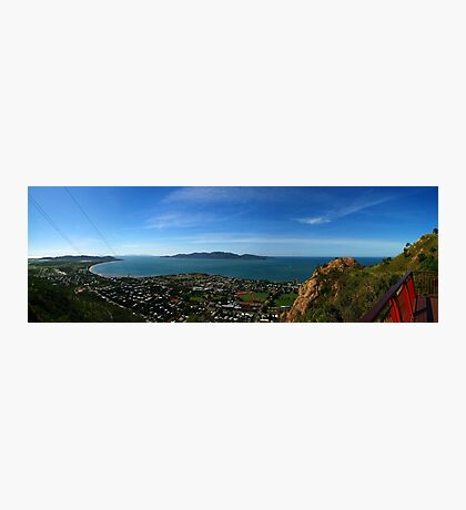 Magnetic Island from Castle Hill Photographic Print