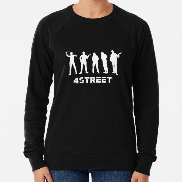 TEAM white Lightweight Sweatshirt