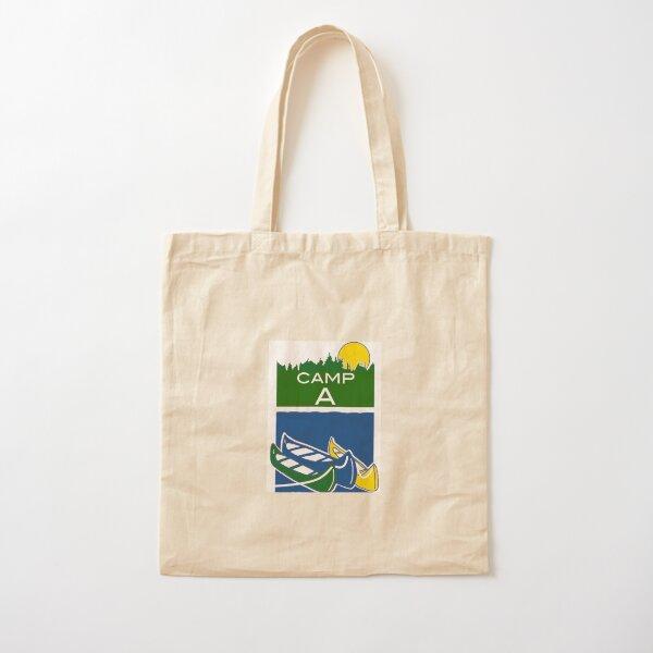 Camp A logo Cotton Tote Bag