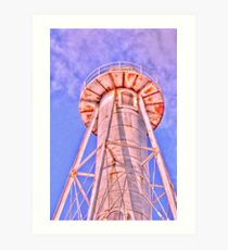 Gasparilla Lighthouse Art Print