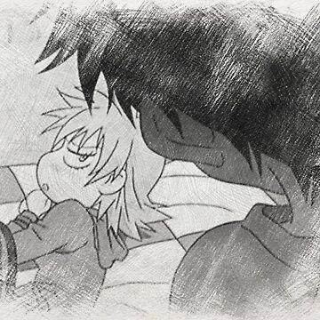 FLCL Haruko bed by Sci-mpli