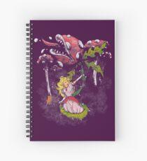 Warrior Princess Spiral Notebook