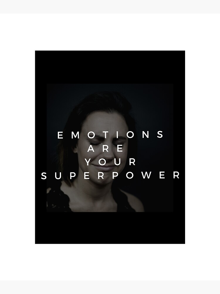 Emotions Are Your Superpower by RebsRein