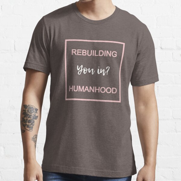Humanhood & The Collective Essential T-Shirt