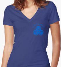 Zora's Domain Women's Fitted V-Neck T-Shirt