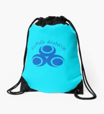 Zora's Domain Drawstring Bag