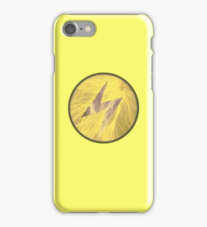 Pokemon Electric Type iPhone Case/Skin