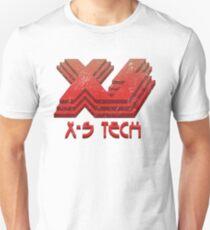 X-S Tech Corporate Logo Unisex T-Shirt
