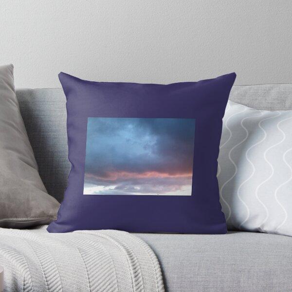 June 2016 Sunset Photo Eve 3  Throw Pillow
