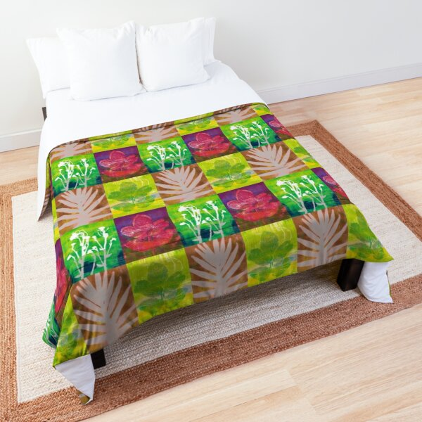 Colorful Nature  Comforter