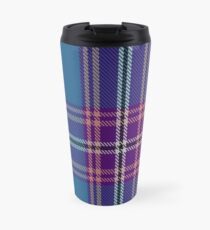 02804 Edinburgh Festival Tartan  Travel Mug