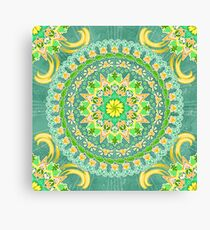 Peace Blossoms Canvas Print