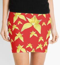 Cowslip Orchid Mini Skirt